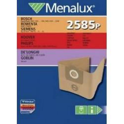 Menalux 2585 P Sacchetti per aspirapolvere, 4 pezzi