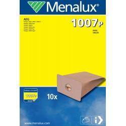 Menalux 1007 P Sacchetti per aspirapolvere, 10 pezzi