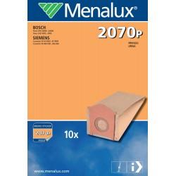 Menalux 2070 P Sacchetti per aspirapolvere