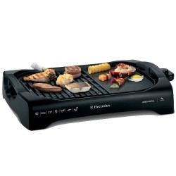 barbeque electrolux etg340