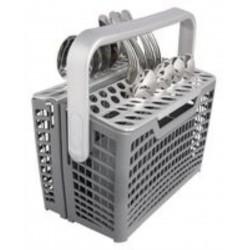Cestello portaposate universale per lavastoviglie con scomparti componibili 9029792356