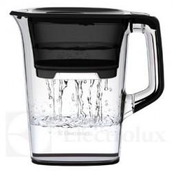 Caraffa filtrante AquaSense™ da 1,6 litri Ebony Black