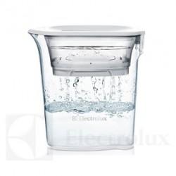 Caraffa filtrante AquaSense™ da 1,2 litri Ebony white