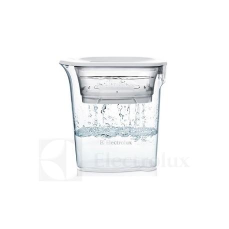 Caraffa filtrante AquaSense™ da 1,2 litri Ebony Black