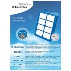 Electrolux 900195119 Efh12W Filtro Hepa 12 Lavabile