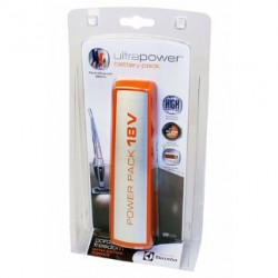 ZE035 Batteria sostitutiva per aspirapolvere UltraPower da 18 V
